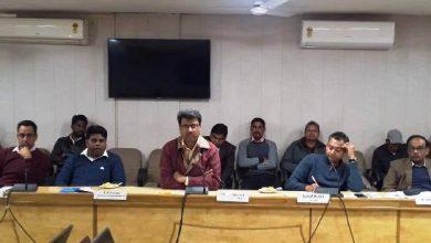 Photo of रेल मंडल कार्यालय फिरोजपुर में दो दिवसीय पीएनएम मीटिंग