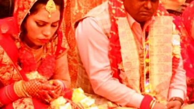 Photo of Wishing Ashwani and Sonia on joining a lifetime Marriage Knot