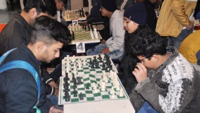 Photo of विवेकानंदवर्ल्डस्कूलमेंअल्फामाइंडचैसअकादमीकेसहयोगसेआयोजितकियागयाशतरंजटूर्नामेंट