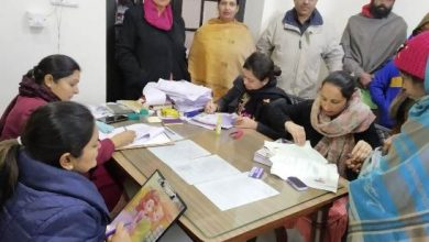 Photo of On public demand, Disability Certificate Camp at MLA Pinki's residence extended for 3rd day