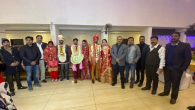 Photo of Two NGOs sponsored four marriages of poor girls in Ferozepur