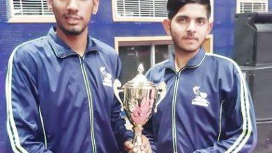 Photo of Students of HM DAV Public School, Ferozepur brought laurel in DAV School National Sports