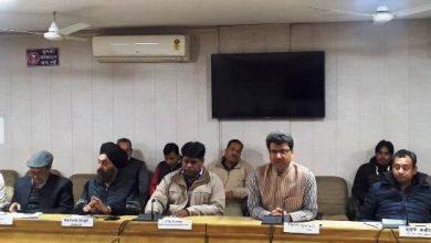 Photo of मंडल रेल प्रबंधक श्री राजेश अग्रवाल ने दिनांक 17 तथा 18 दिसम्बर को दो दिवसीय पीएनएम मीटिंग की
