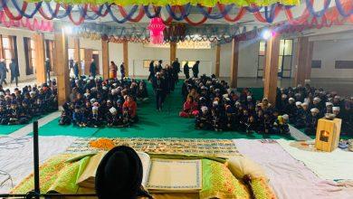 Photo of Path at19th Annual Day Celebrations of Shanti Vidya Mandir(Affi.to CBSE Delhi) Ferozepur (Pb) INDIA.