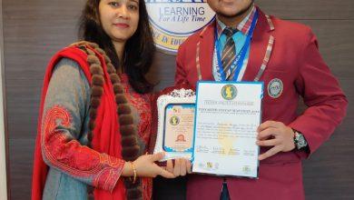 Photo of विद्यार्थी विज्ञान मंथन में फिरोजपुर के गीतांश बांगा ने हासिल किया पहला स्थान