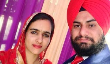 Photo of Congrats on 3rd Marriage Anniversary to Gurpreet Kaur and Jasbir Singh of Vill.Hakewala