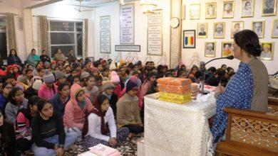 Photo of देव समाज काॅलेज फाॅर वूमेन फिरोजपुर शहर में साइकिल रैली निकाली