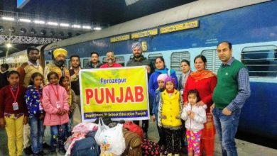 Photo of 12 students from Punjab including 6 from Ferozepur to participate in National Cubs Bulbul Utsav at Delhi
