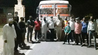 44 Kashmir Shawl vendors express gratitude to Govt for arranging special bus to Valley