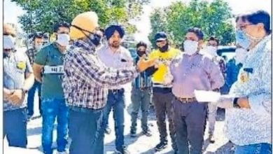 Hats off to members of Ferozepur Langar Sewa, distributes 1800 meals during Curfew